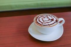 Kawy sosowana miękka część Fotografia Stock