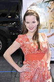 Kay Panabaker Royalty Free Stock Images