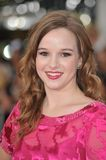 Kay Panabaker Stock Images