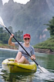 Kayak Stock Photography
