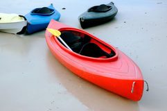 Kayak Royalty Free Stock Photo