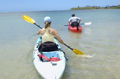 Kayak 2 Royalty Free Stock Photos