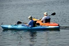 Kayak 2 Photographie stock libre de droits