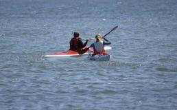 Kayak 2007 Images libres de droits