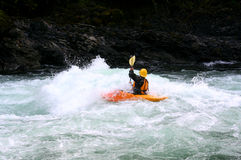 Kayak Stock Image