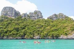 Kayak fotografie stock libere da diritti