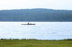 Kayak photo libre de droits