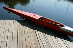 Kayak 4 Royalty Free Stock Images