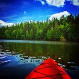 kayak Fotos de Stock Royalty Free