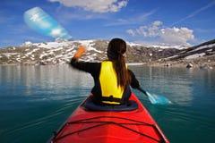 kayak стоковая фотография rf