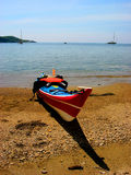 Kayak Royalty Free Stock Images