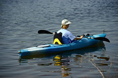 Kayak Royalty Free Stock Photos
