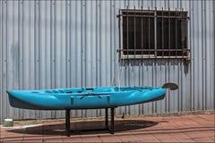Kayak après travail Images stock