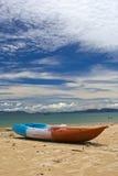 Kayak boat Royalty Free Stock Image