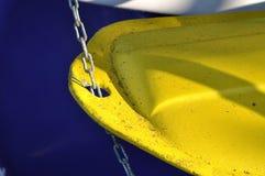 Kayak closeup Stock Photography