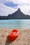 Kayak de mer Photos libres de droits