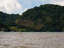Kayak de Paraty Images libres de droits