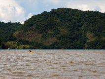 Kayak de Paraty Photos stock