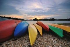 Kayak Royalty Free Stock Photo