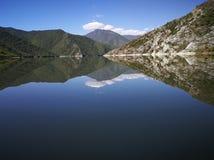 Kayak. Lake Royalty Free Stock Photos