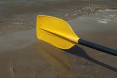 Kayak Paddle Stock Image