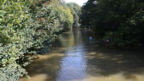 Kayak stock video footage