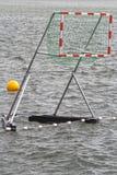 Kayak Polo Goal Royalty Free Stock Images
