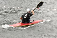 Kayak sport stock photography