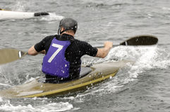 Kayak sport Royalty Free Stock Images