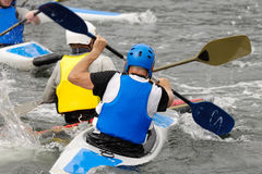 Kayak sport Royalty Free Stock Photography