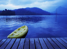 Kayak @ Thaïlande Image libre de droits