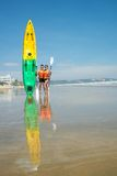 Kayak Royalty Free Stock Images