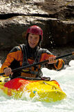 Kayaker Images stock