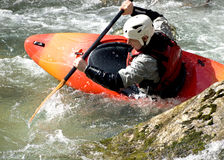 Kayaker Stock Photography