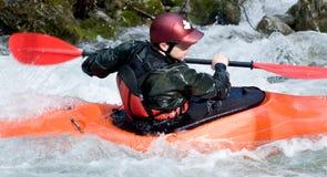 kayaker Στοκ Εικόνα