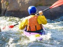 kayaker Zdjęcie Royalty Free