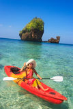 Kayaking Stock Images