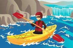 Free Kayaking Royalty Free Stock Photography - 24162787