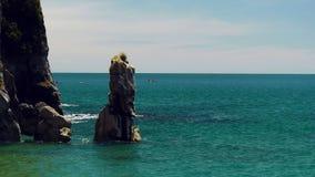 Kayaking abel tasman national park Stock Photos