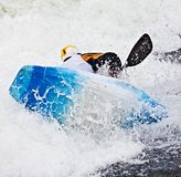Kayaking Stock Image