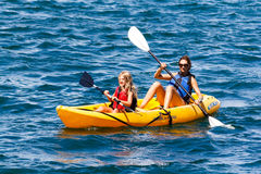 Kayaking Stock Images