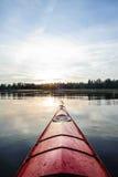Kayaking Stock Photography