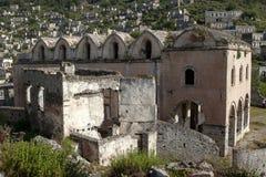Kayakoy Karmylassos Old Greek Village In Fethiye,Turkey Stock Photo