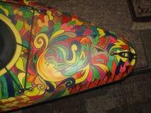 Kayakskleur Stock Afbeeldingen