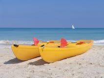 kayaks Стоковое Изображение RF