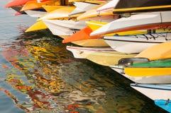 kayaks Стоковые Фото