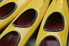 kayaks Стоковое Изображение