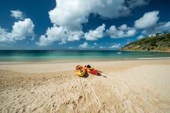 Kayaks Royalty Free Stock Images