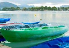 Kayaks. Stock Image