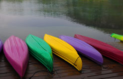 Kayaks Stock Images